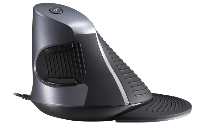 DELUX OPTICAL MOUSE DLM-618BU