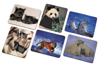HAMA-54736 MOUSEPAD ANIMALS