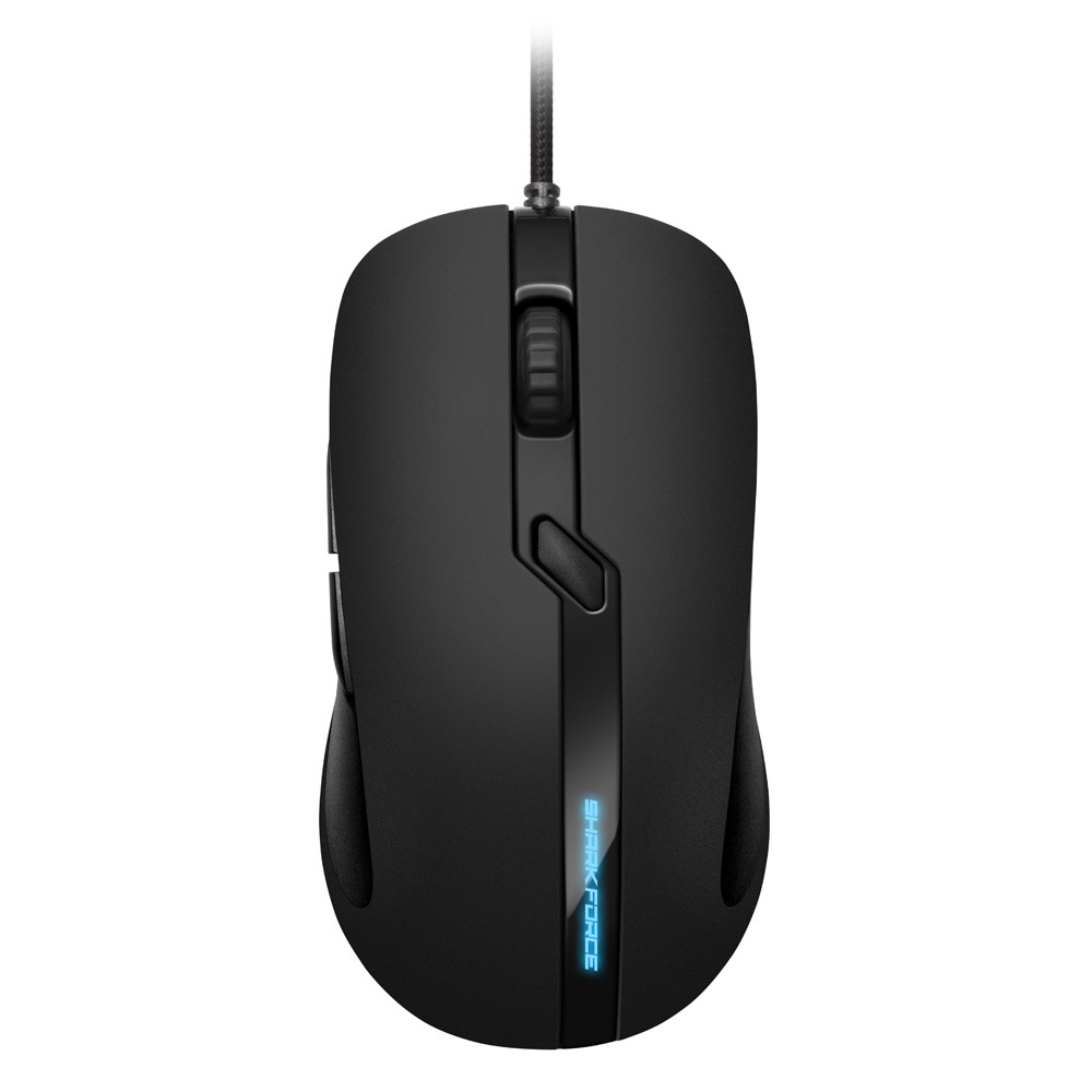 GAMER MOUSE SHARKOON SHARK FORCE PRO BLACK