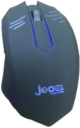 JEDEL OPTICAL MOUSE M20 USB BLACK