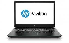 HP GAMING PAVILION 15-CX0034NU BLACK WHITE 4FQ95EA