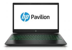 HP GAMING PAVILION 15-CX0009NU BLACK WHITE 4FT18EA