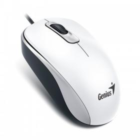 GENIUS OPTICAL MOUSE DX-110 WHITE USB