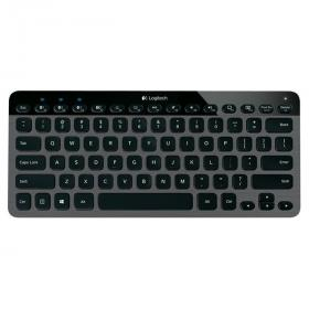 LOGITECH BLUETOOTH ILLUMINATED  K810  EER - US INTERNATIONAL LAYOUT