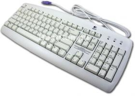 LOGITECH VALUE PS/2 WHITE
