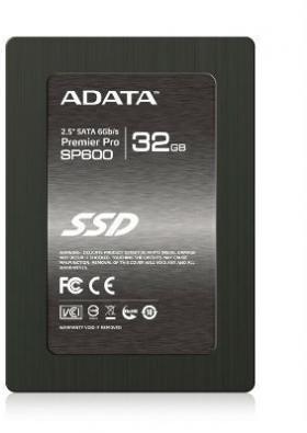32GB ADATA SP600 SSD 2.5