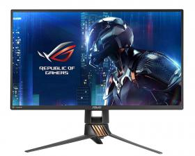 ASUS ROG SWIFT PG258Q G-SYNC 240HZ, ЧЕРЕН
