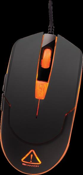 CANYON GAMING MOUSE CND-SGM1