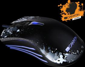 CANYON GAMING MOUSE CND-SGM8