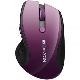 CANYON WL MOUSE CNS-CMSW01 PURPLE