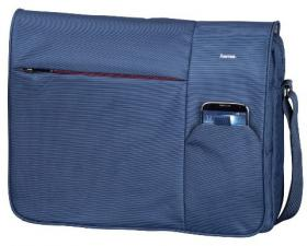 HAMA-101099 NOTEBOOK BAG MARSEILLE BLUE 15.6