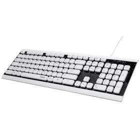 HAMA-173000 WATERPROOF KEYBOARD COVO BLACK/WHITE