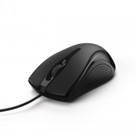 HAMA-182602 MOUSE MC-200 BLACK USB