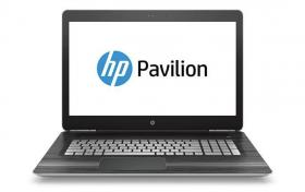 HP PAVILION 17 GAMING I5-7300HQ 8GB DDR4 SSD 128GB + HDD 1TB 17.3