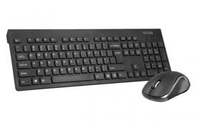 DELUX WL KEYBOARD AND MOUSE KA180G+DLM-391GX USB