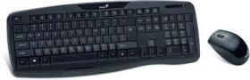 GENIUS WIRELESS KEYBOARD AND MOUSE KB-8000X