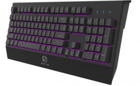 DELUX MECHANICAL GAMING KEYBOARD KM9037 BACKLIT
