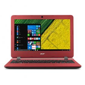 ACER ASPIRE ES1-132 N3450 2GB  WIN10 RED