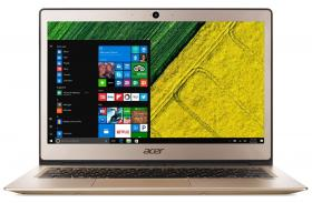 ACER ASPIRE SWIFT 1 ULTRABOOK N4200 4GB 128GB WIN10, GOLD