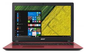 ACER ASPIRE 3 N4100 4GB 128GB SSD RED
