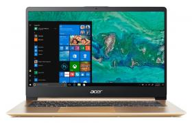 ACER ASPIRE SWIFT 1 ULTRABOOK N5000 4GB 128GB SSD GOLD