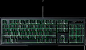 RAZER ORNATA - EXPERT MEMBRANE GAMING ,ALL-NEW RAZER MECHA-MEMBRANE, MID-HEIGHT KEYCAPS FOR FASTER ACTUATIONS,INDIVIDUALLY BACKLIT