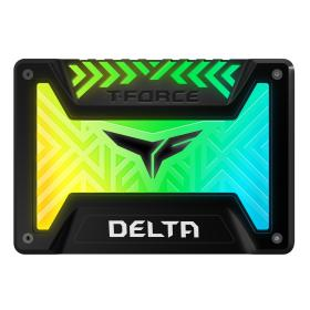 250GB SSD TEAM GROUP T-FORCE DELTA RGB  BLACK