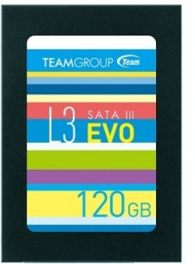 120GB SSD TEAM GROUP L3 EVO SATA3