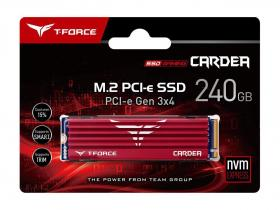 240GB SSD TEAMGROUP T-FORCE CARDEA M.2 2280 PCI-E 3.0 X4 NVME