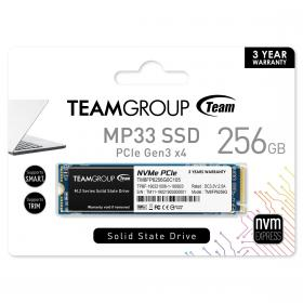 256GB SSD TEAM GROUP MP33, M.2 2280 PCI-E 3.0 X4 NVME
