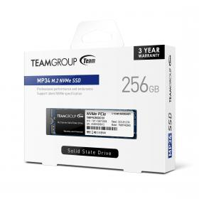 256GB SSD TEAM GROUP MP34 M.2 2280 PCI-E 3.0 X4 NVME