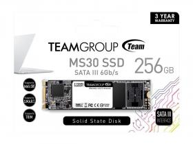256GB SSD TEAM GROUP MS30 M.2 SATA3