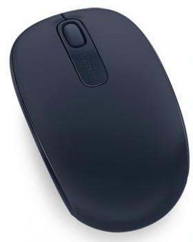 MS WL MOUSE 1850 BLACK