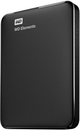 3000GB WD ELEMENTS PORTABLE BLACK