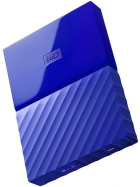 1000GB WD MY PASSPORT USB 3.0 BLUE