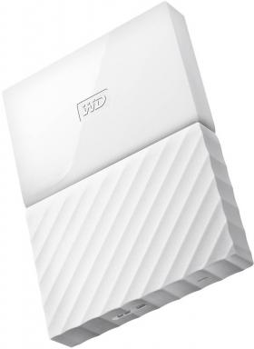 1000GB WD MY PASSPORT USB 3.0 WHITE