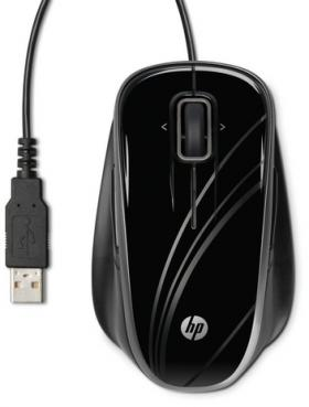 HP 5-BUTTON COMFORT MOUSE
