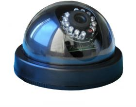 "2MPIX IP CAMERA KDM-6823E 1/2.5"" CMOS 3.6MM AUDIO"
