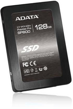 128GB A-DATA SSD SP600 SATA3
