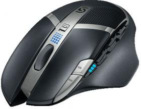 LOGITECH G602 WL GAMMING MOUSE