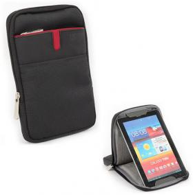 LUCKYSKY TABLET SLEEVE W/STAND 10