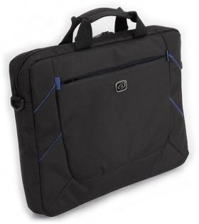 LUCKYSKY NB BAG 15.6 BLACK W/BL
