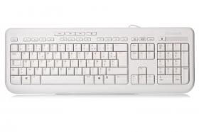 MS WIRED KB 600 WHITE