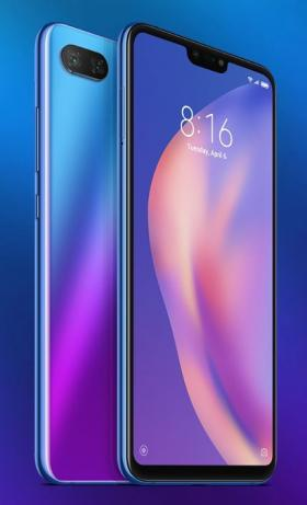 XIAOMI MI 8 LITE 64GB BLUE