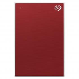 1000GB SEAGATE BACKUP+SLIM RED