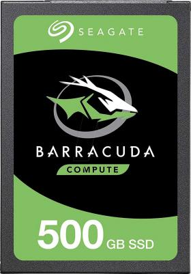 500GB SSD SEAGATE BARRACUDA SATA3