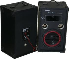 BOOM BOX+MP3 PLAYER+AMPL+KARAOKE APA8082SKU BLACK